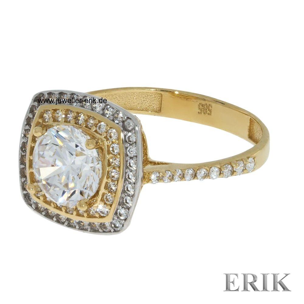 Erik Juwelier Nurnberg Juwelier 585 Gold Goldring Juwelier Erik