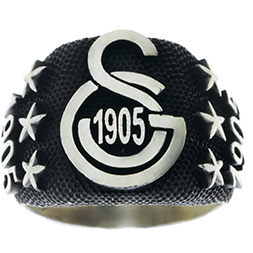 Galatasaray Ring 925 Sterling Silber
