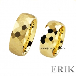 8 mm Eheringe 585/14 Karat Gold