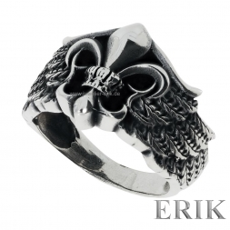Madonna Fin 925 Sterling Silber Ring